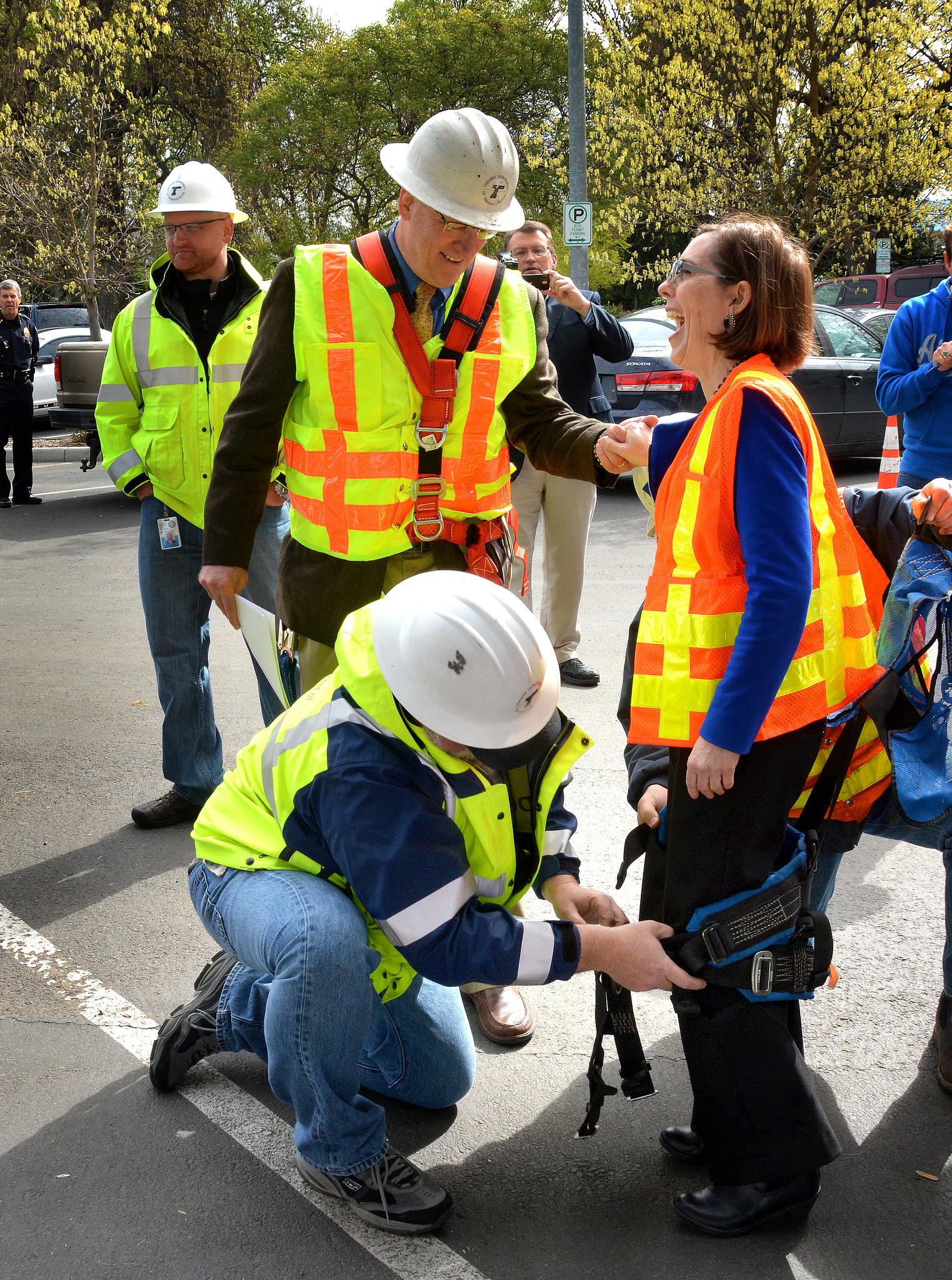 Residential Construction Safety Gear